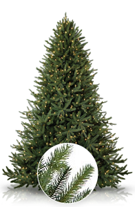 realistic needle - Most Realistic Christmas Trees