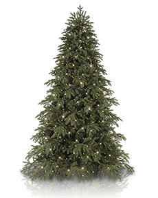 Portland Pine Artificial Christmas Tree