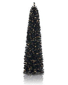 Stiletto Black Pencil Tree