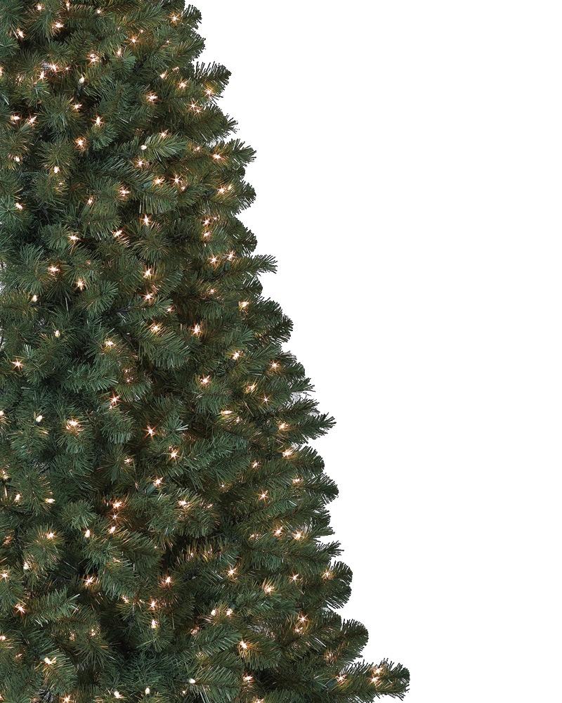 Artificial Pencil Christmas Trees