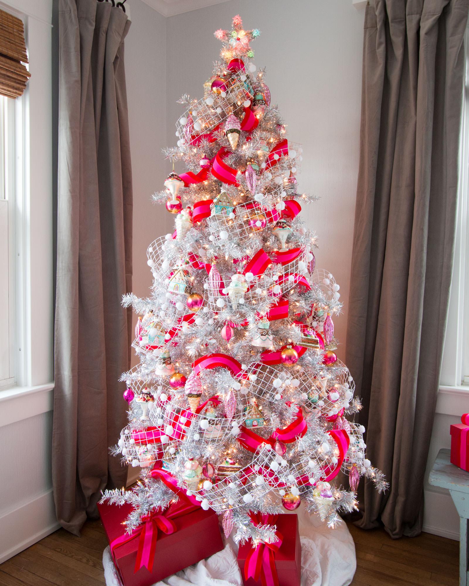 Tinkerbell Christmas Decorations Uk.Tinkerbell Silver Christmas Tree Treetopia Uk