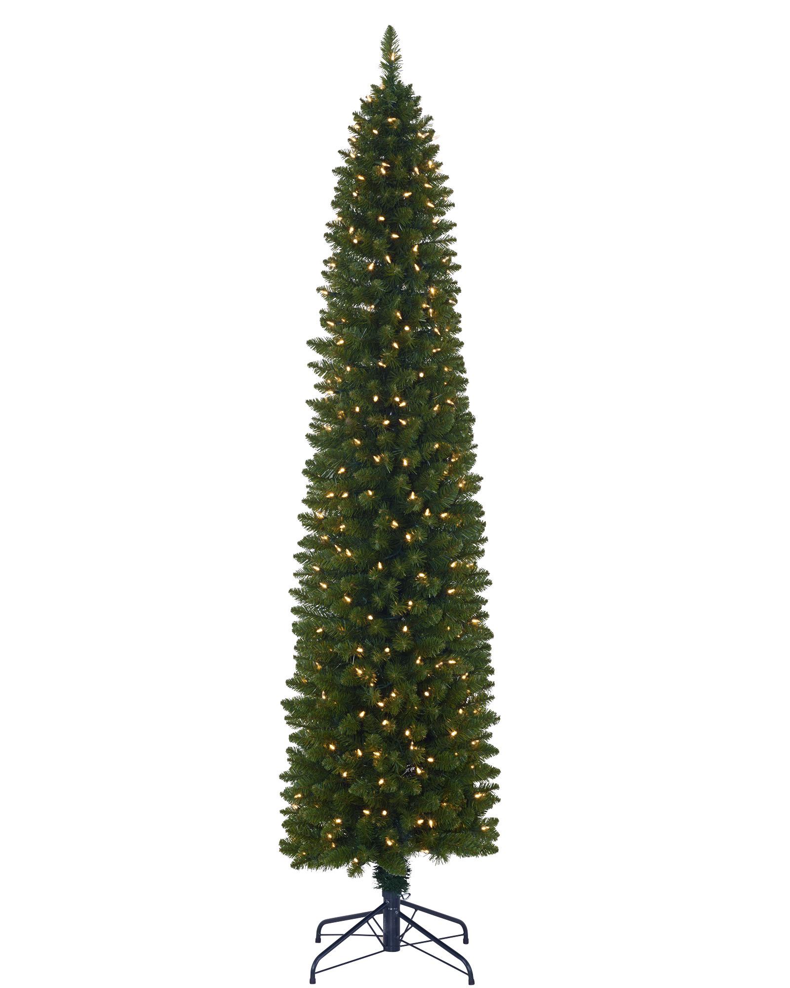 The Shard Pencil Artificial Christmas Tree | Treetopia UK