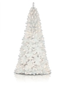 Wiley White Narrow Tree <span>|7.5'|Slim 40"