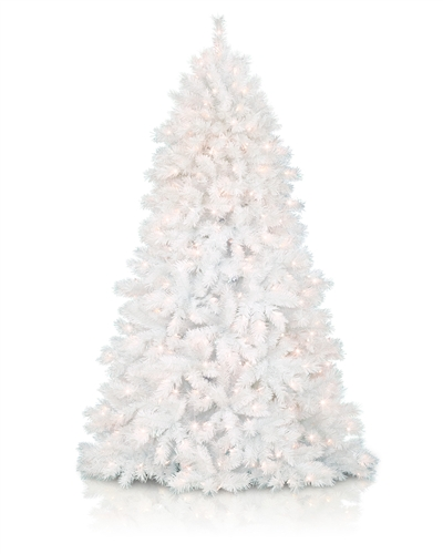 Winter White Christmas Tree